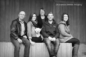 Family Portraits by Chantelle Stobbe Imagery $150