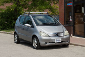 1998 Mercedes-Benz A160 Hatchback RARE! - Certified - Finance!