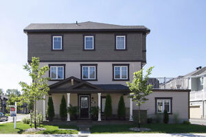 New Price!! Gorgeous 3 story End Unit in Stittsville
