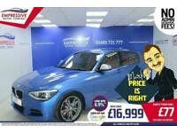 2014 BMW 1 SERIES 3.0 M135I 5D 316 BHP