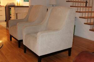 2 magnifiques fauteuils Saguenay Saguenay-Lac-Saint-Jean image 1