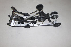 06-08 Ski-Doo Mach Z 1000 Complete Suspension