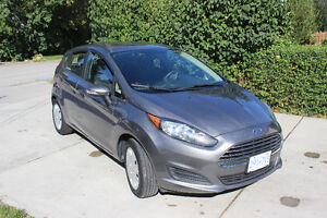 2014 Ford Fiesta SE 5-Door Hatch