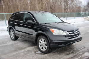 Honda CR-V 2010 LX 4X4, Very Clean
