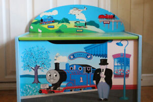 Thomas the Tank Engine Toybox - as is - $35.00.