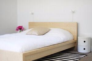 Malm (Birch) Bedroom Set