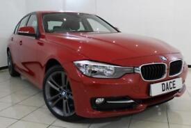 2013 63 BMW 3 SERIES 1.6 316I SPORT 4DR 135 BHP