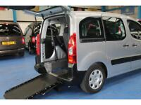 Peugeot Partner PETROL Wheelchair mobility adapted disabled accessible vehicle