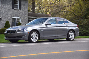 2011 BMW 5-Series x1 executive Sedan