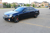 2007 Cadillac CTS Sport Package Sedan