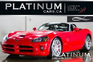2004 Dodge Viper SRT-10/ CLARION DVD NAVIGATION/ POWER GROUP/ CO