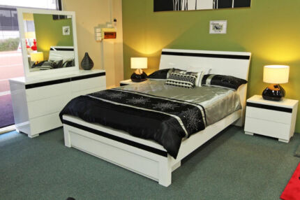 Bedroom suits in perth region wa furniture gumtree for Furniture joondalup