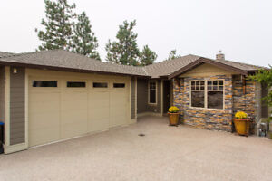 Fabulous Home in Kettle Valley with Suite