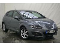 2012 SEAT Leon CR TDI ECOMOTIVE SE COPA Diesel grey Manual