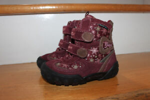Geox gr 8 bottes automne fille