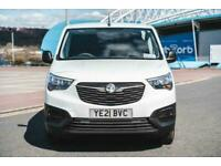 2021 Vauxhall COMBO CARGO CARGO L2 DYNAMIC 2300 100PS Panel Van Diesel Manual