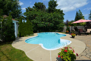 Gorgeous property !  in-ground swimming pool! Come visit now! West Island Greater Montréal image 9