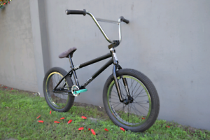 Close to new custom bmx