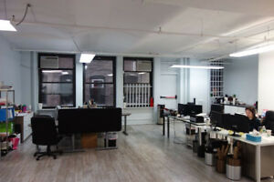 Sous location ou direct: 4000 pc/Sublet or direct lease: 4000 sq