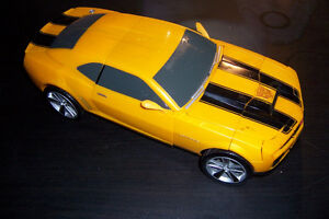 10 inch Bumblebee Transformer Lights and Sound
