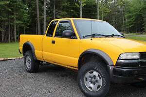 2003 Chev S-10 4x4 for sale