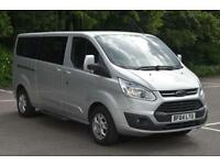 2.2 300 LIMITED TDCI 5D 124 BHP LWB DIESEL MANUAL MINI BUS VAN 2014