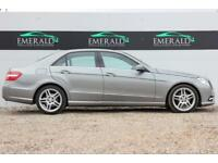 2011 61 MERCEDES-BENZ E CLASS 3.0 E350 CDI BLUEEFFICIENCY SPORT 4D AUTO 265 BHP