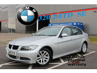 2005 BMW 320 2.0TD SE CHEAP SILVER DIESEL CAR