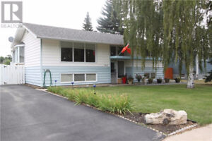 Beautiful Property and Home in Drumheller, AB For Sale