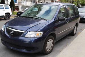Mazda MPV 2003 (fourgonnette 7 passagers)