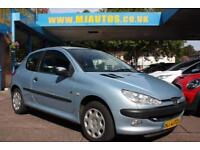 2004 04 PEUGEOT 206 1.1 3DR PART EXCHANGE TO CLEAR | BARGAIN!