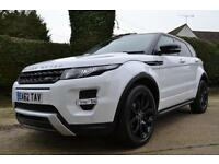 2012 LAND ROVER RANGE ROVER EVOQUE 2.2 SD4 DYNAMIC LUX AUTO ESTATE DIESEL