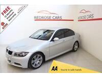 2008 08 BMW 3 SERIES 2.0 320D M SPORT 4D 174 BHP DIESEL