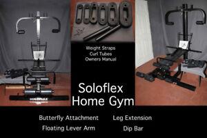 Solflex Home Gym
