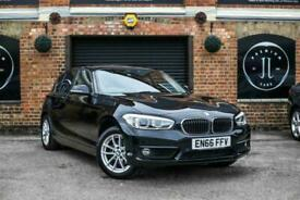 image for 2017 BMW 1 Series 2.0 118D SE 5d AUTO 147 BHP Hatchback Diesel Automatic