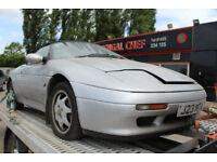 1991 J Lotus Elan SE 1.6 TURBO CONVERTIBLE BARN FIND 11 YEARS IN GARAGE..
