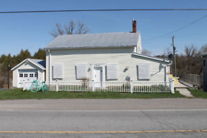Full House, Short Term Rental, Prince Edward County on Mill Pond