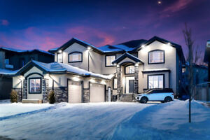 *****OVER 4229 SQ. FT. TWO STOREY NEAR BEAUMONT, BUILT 2015*****