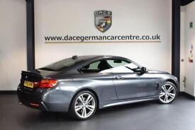 2013 63 BMW 4 SERIES 3.0 435D XDRIVE M SPORT 2DR AUTO 309 BHP DIESEL