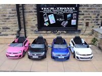 VW Golf In Pink, Black, Blue, White, Red