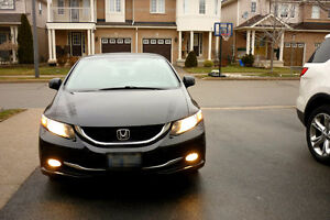 Immaculate 2013 Honda Civic Touring for sale