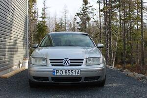 2001 Volkswagen Jetta GLS TDI