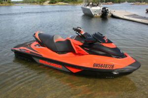 2017 RXT-X with Warranty and Low Hours - $14,000