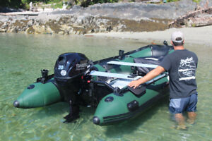NEW-- Stryker Boats--Hunter Jet Series