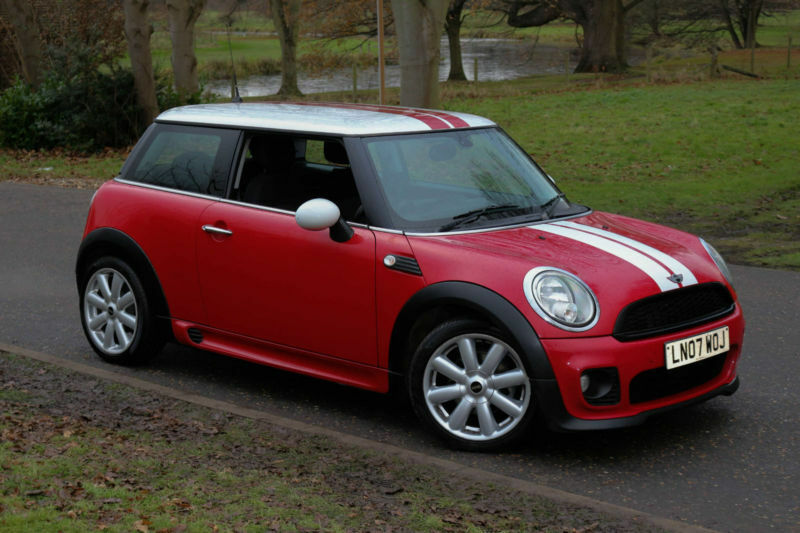 2007 Mini 1 6 120bhp Cooper Jcw Styling Kit 65k Low Miles Must