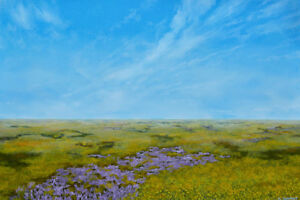 Landscape Painting Commissions Available from Local Artist