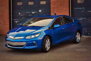2018 Chevrolet Volt Electric plug in hybrid NEVER BUY GAS AGAIN