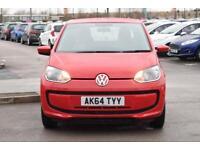2014 VOLKSWAGEN UP Volkswagen UP 1.0 Move UP 5dr [Portable Navigation]