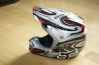 casque de motocross fox v3