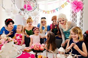 Professional PRINCESS/CHARACTER Birthday Party Entertainment Cambridge Kitchener Area image 1